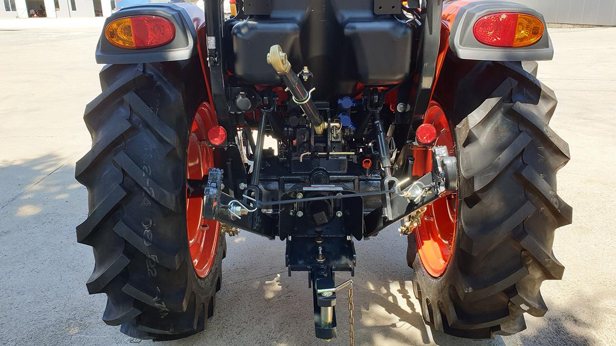 Навесна система трактор KIOTI CK4020