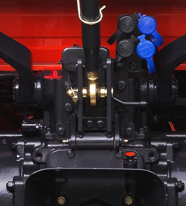 Хидравлична система KIOTI DK5010