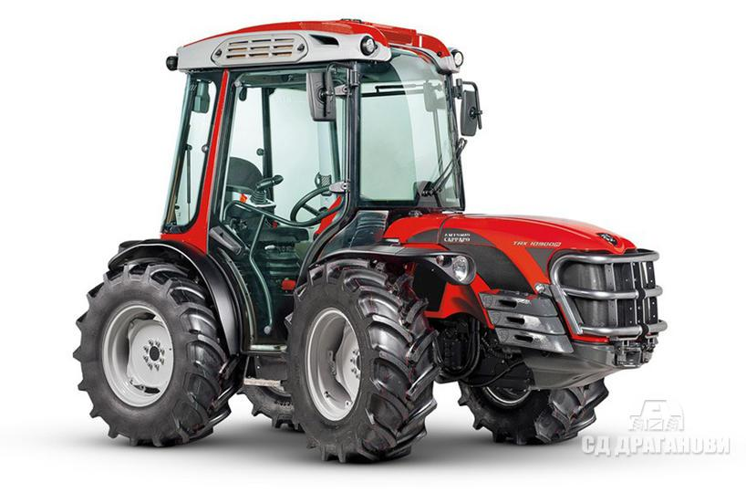 Трактор ANTONIO CARRARO модел TRX 10900 R