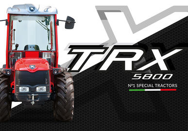 Трактор  Antonio Carraro   TRX 5800