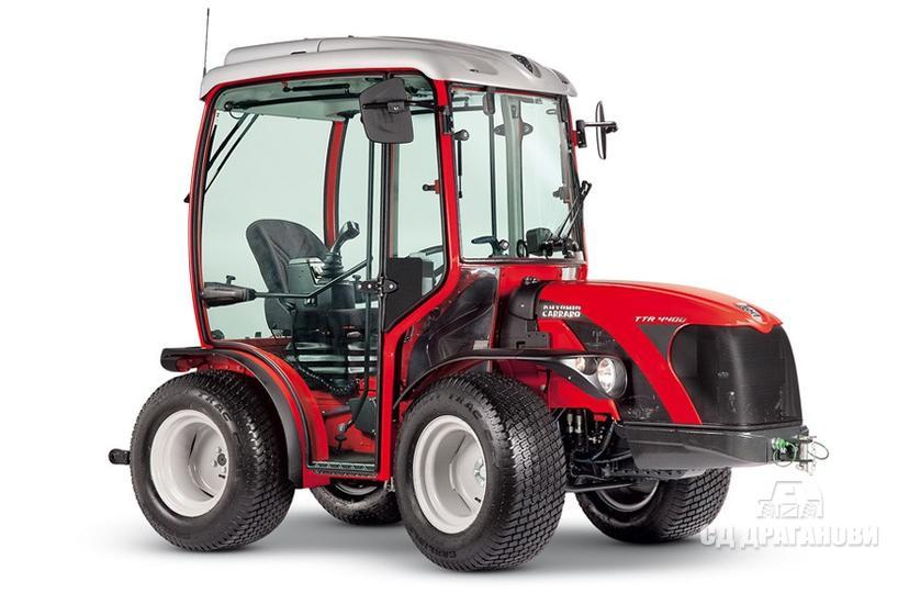 Трактор ANTONIO CARRARO модел TTR 4400 HST II
