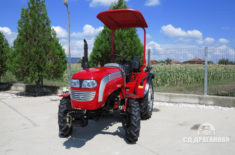 FOTON TE254R is a small tractor