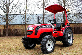 New FOTON TE354R compact tractor